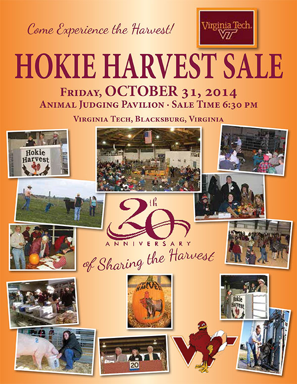 Hokie Harvest Sale