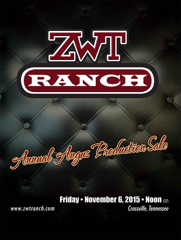 ZWT Ranch Annual Angus Production Sale